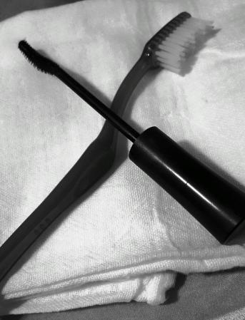 Lip scrub hack