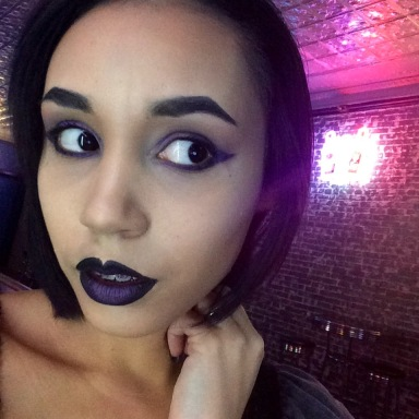 grimmgirl purple