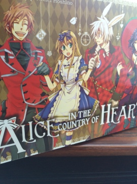 Alice in the Country of Hearts Giveaway