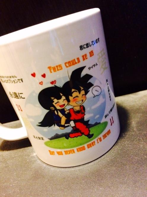 DBZ Mug