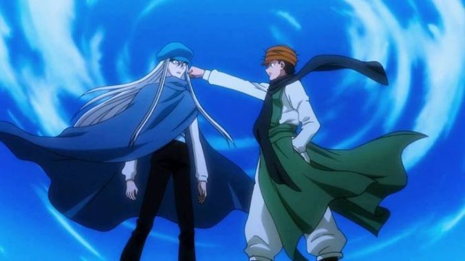 kite and Ging