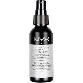 Dewy setting spray NYX