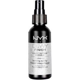Dewy setting spray NYX
