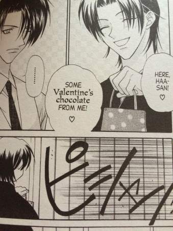 Fruits Basket Vol 3 Hatori and Shigure