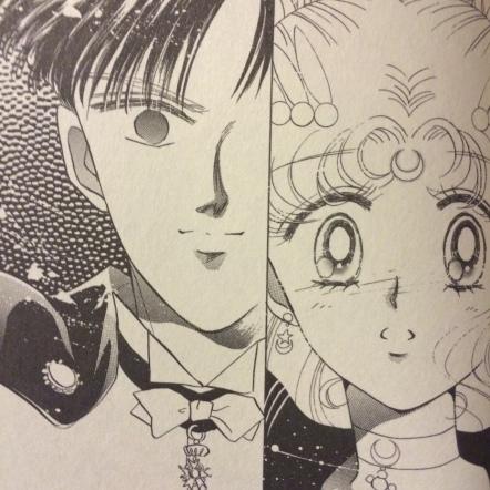 Sailor Moon V2 Final Page