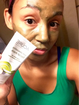 Acure Facial Mask