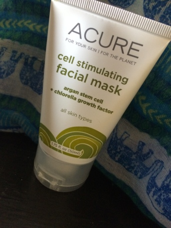 Acure Facial Mask2