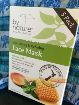 By Nature Face Mask2
