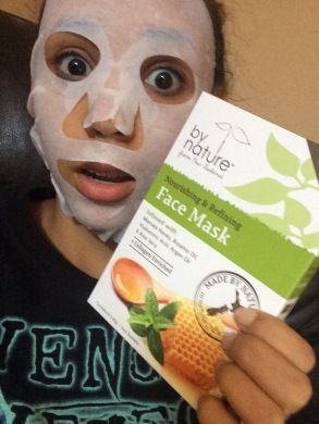 By Nature Face Mask3