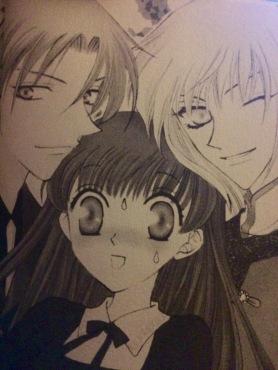 FB Vol 5 Shigure and Ayame