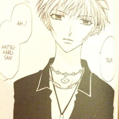 Fruits Basket Vol 4 Hatsuharu