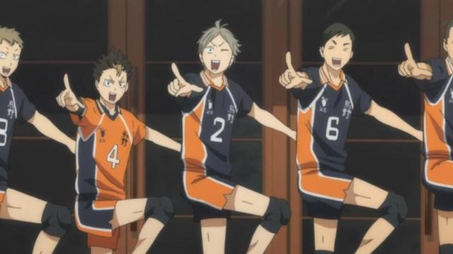 Haikyu Enjoy