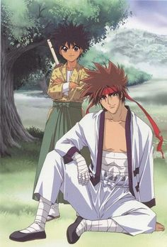 kenshin-sanso-and-yahiko