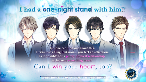 Otome Games Irresistible Mistakes