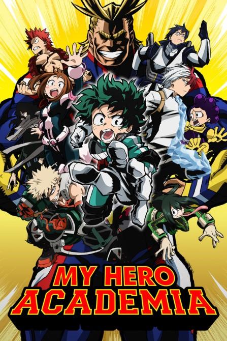 My Hero Academia1