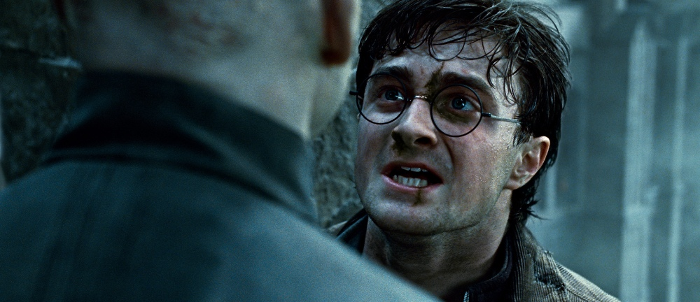 HARRY POTTER AND THE DEATHLY HALLOWS – PART 2