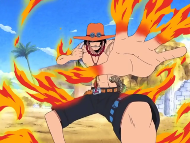 One Piece s2 Ace