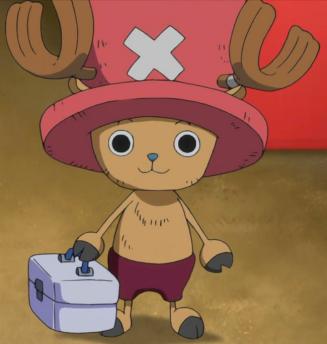 One Piece s2 Chopper
